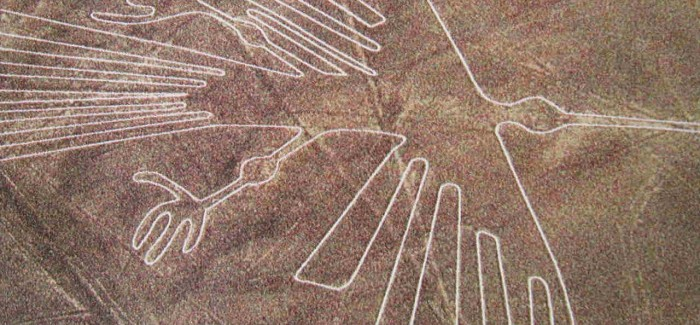 South American journey: Nazca lines