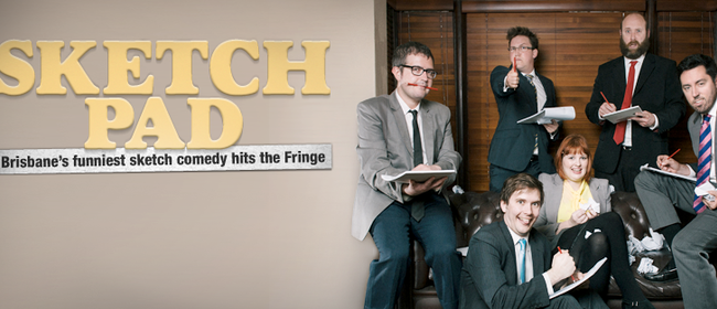 Sketchpad returns for the Fringe and we have tickets!