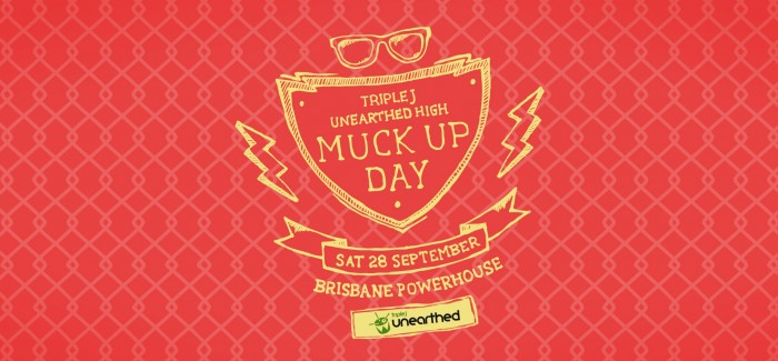 Triple J's Muck Up Day at the Powerhouse