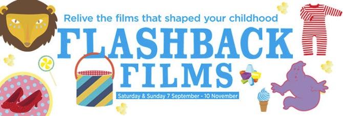 Flashback films at Palace Cinemas
