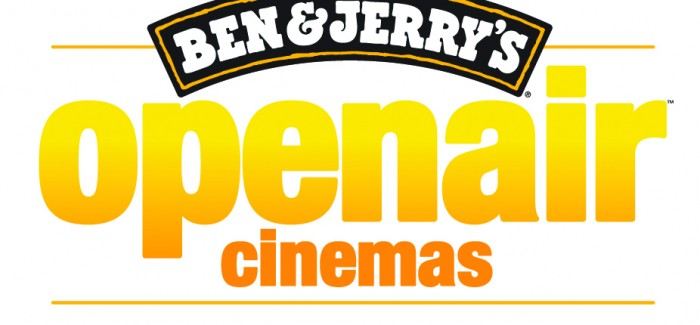 Coming soon: Ben and Jerry's open-air cinema