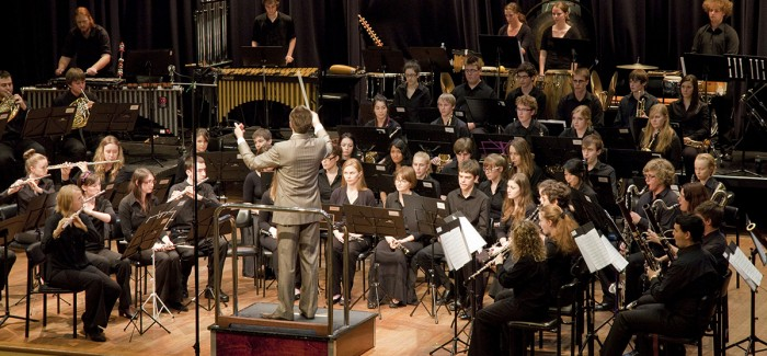 Queensland Youth Orchestras prepare for 2013 finale