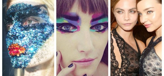 Paris fashion week: Spring beauty trends