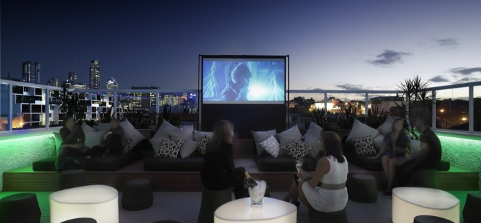 Limes Rooftop Cinema Returns