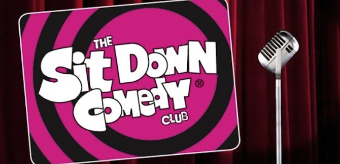 Stand-up at the Stones Corner Hotel