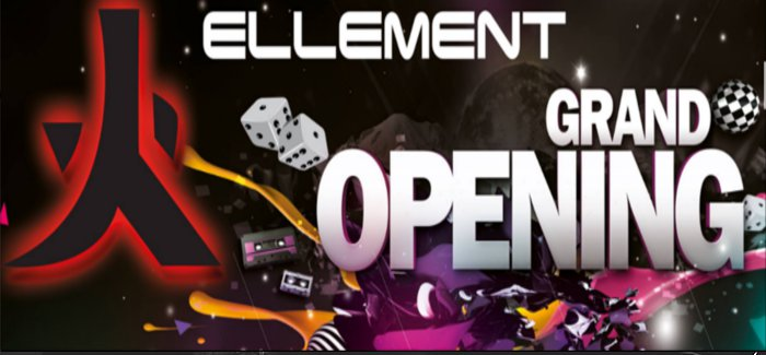 Opening: Ellement Lounge