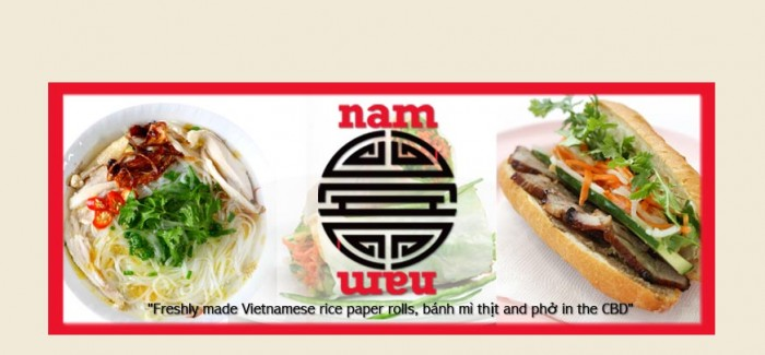 A trip to Nam… Nam.