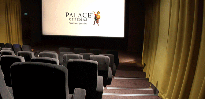 $5 tickets at Palace Cinemas – Australia Day weekend