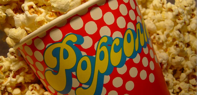 Movie Food: the pros and cons