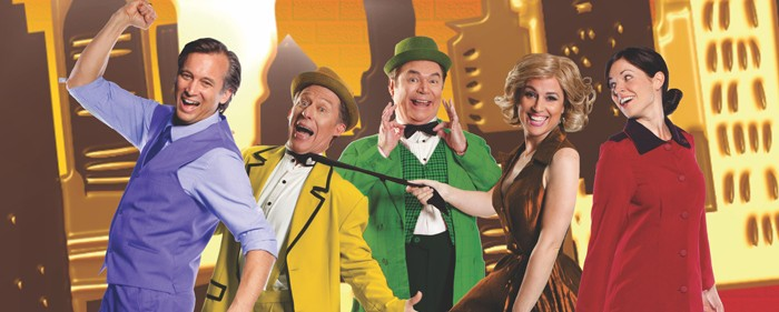 Guys and Dolls at QPAC