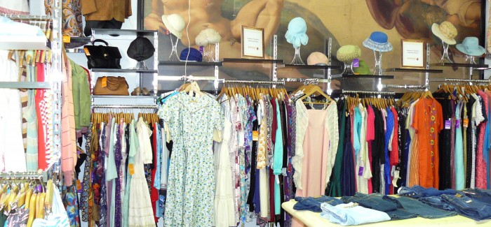 Top 5 Brisbane thrift stores