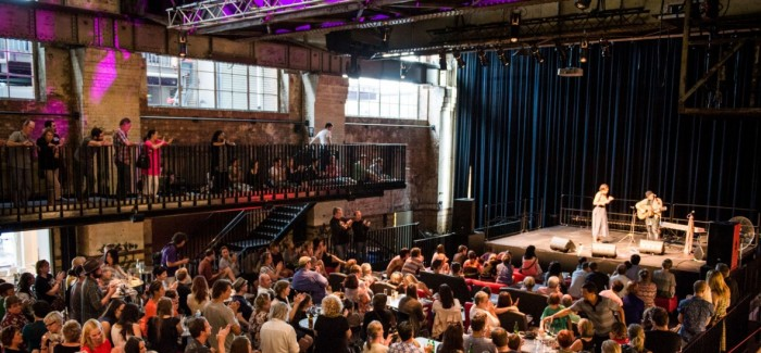 Livespark gigs at Brisbane Powerhouse