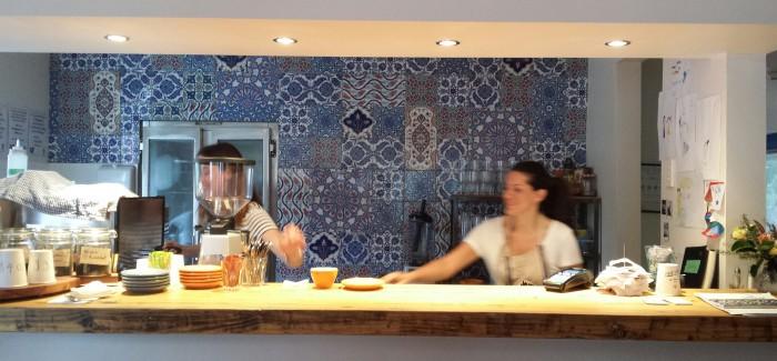 Review: Shouk Cafe