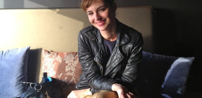Interview with Louise Bourgoin
