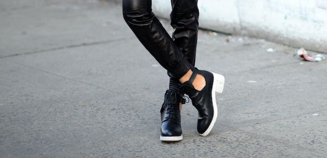 Trend Report: Cut-out Boots