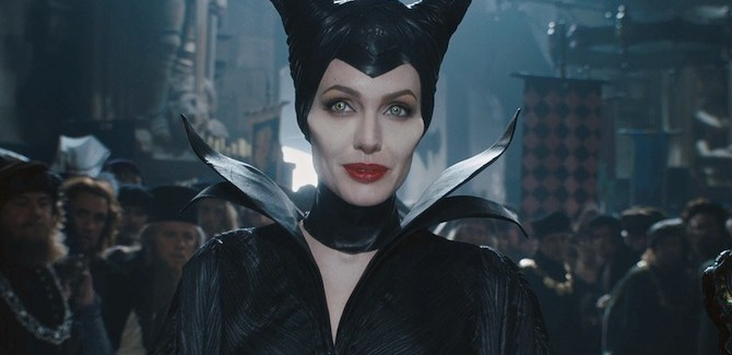 New trailers drop for Maleficent – Angelina Jolie in wings and horns