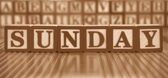 Top Five Sunday Sesh Bars