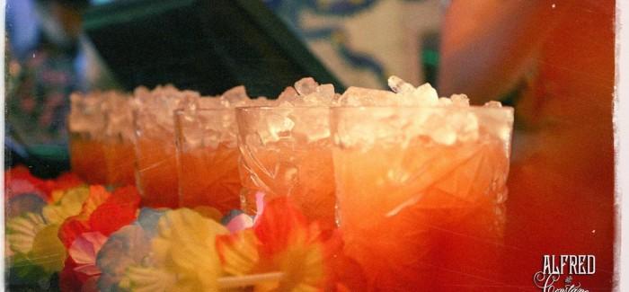 Famous mixologist tweaks Tiki menu