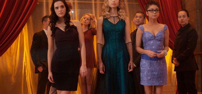 Review: Vampire Academy