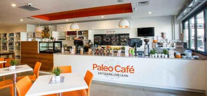 Breakfast at the Paleo Café Paddington