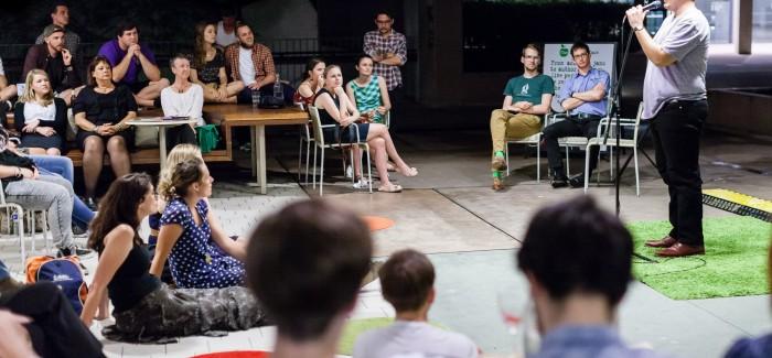Yarn: Stories Spun in Brisbane at Iceworks