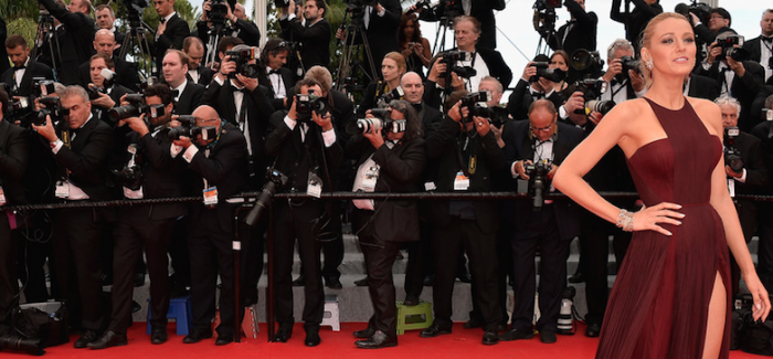 Fashion from the Cannes Film Festival