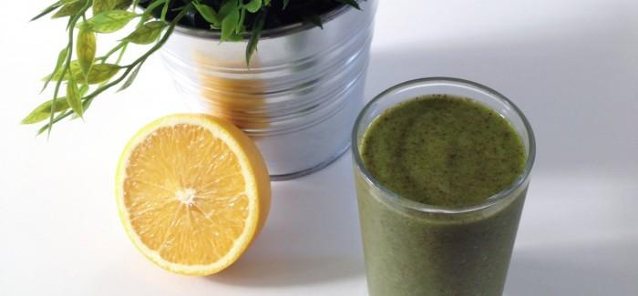 Immunity-boosting smoothie