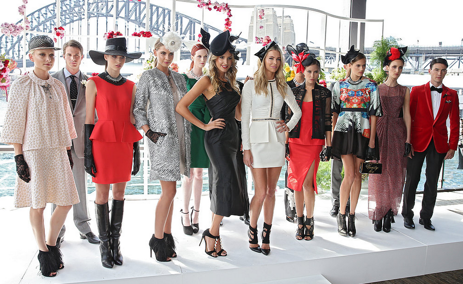 Dress For The Races With IndooroopillyThe Creative Issue