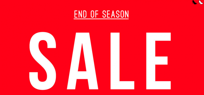 The Best End of Financial Year Sales