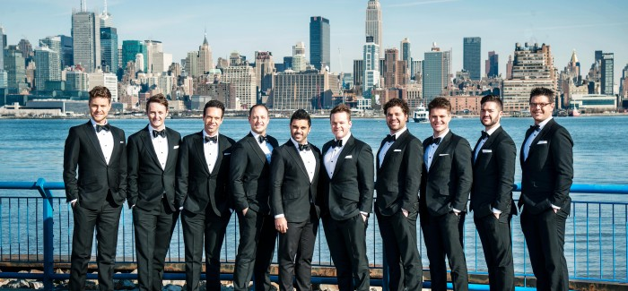 The TEN Tenors Melt Hearts On Home Soil