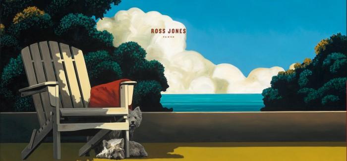 Ross Jones at REDSEA Gallery