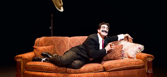 An Evening with Groucho – Frank Ferrante