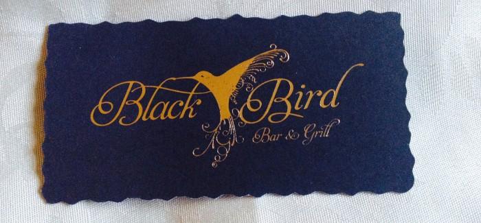New Cocktail Menu at BlackBird Bar & Grill