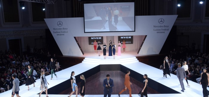 Mercedes-Benz Fashion Festival Brisbane 2015