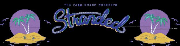 'Stranded' on Stradbroke