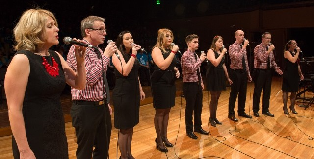 Vocal Group 'More Than Words' Delivers and Delights