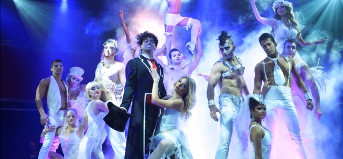 Le Noir – The Dark Side of Cirque Review