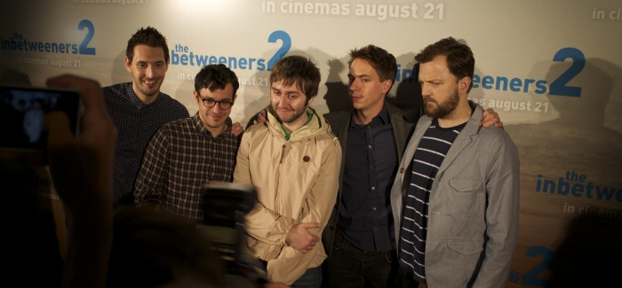 Red Carpet: The Inbetweeners 2