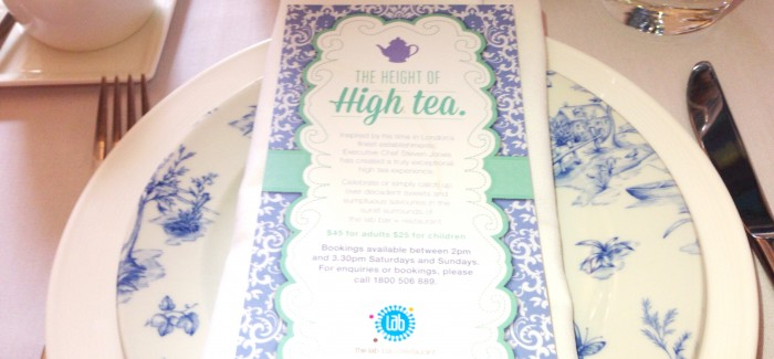 High Demand For Treasury High Tea