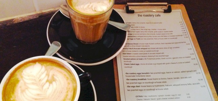 The Roastery Café Is Your New Breakfast Destination