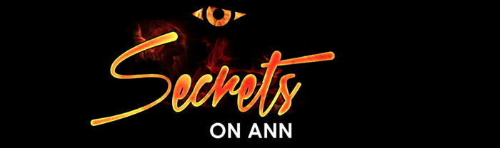 The Opening Of Secrets On Ann