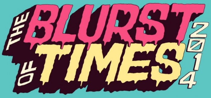 DZ Deathrays Headline Blurst of Times Festival