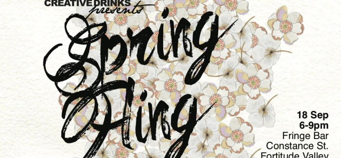 Creative Drinks Presents The Spring Fling: Amber Donnelly