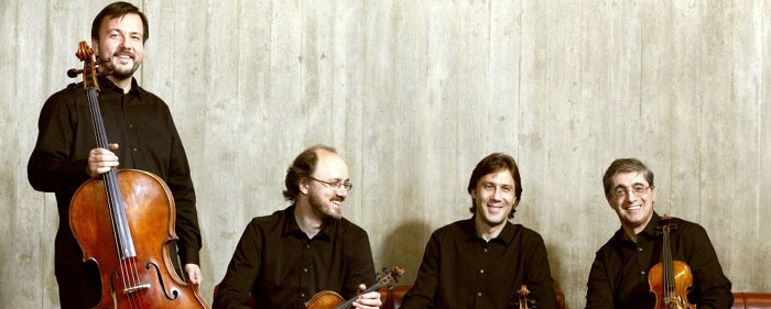 The Borodin Quartet Lands At The Queensland Conservatorium