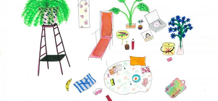 Creative Drinks: The Spring Fling Presents Elle-louise Burguez