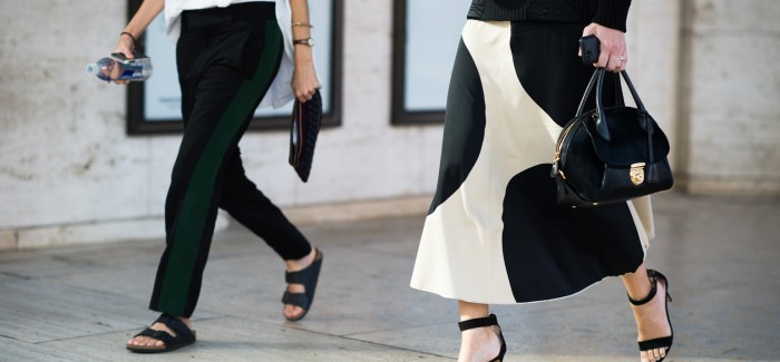 On The Streets: #NYFW