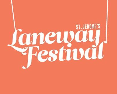 St Jerome's Laneway Festival 2015: Tickets on Sale and SPOD