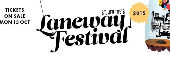 Laneway 2015 Lineup Picks