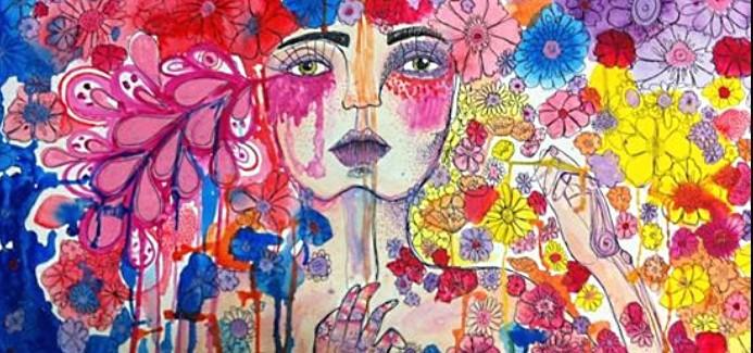 Interview: Kellie Douglas Of Faithlovemagic Talks Painted Prose