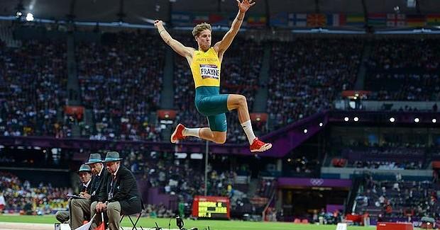 Interview: Olympic Athlete Henry Frayne